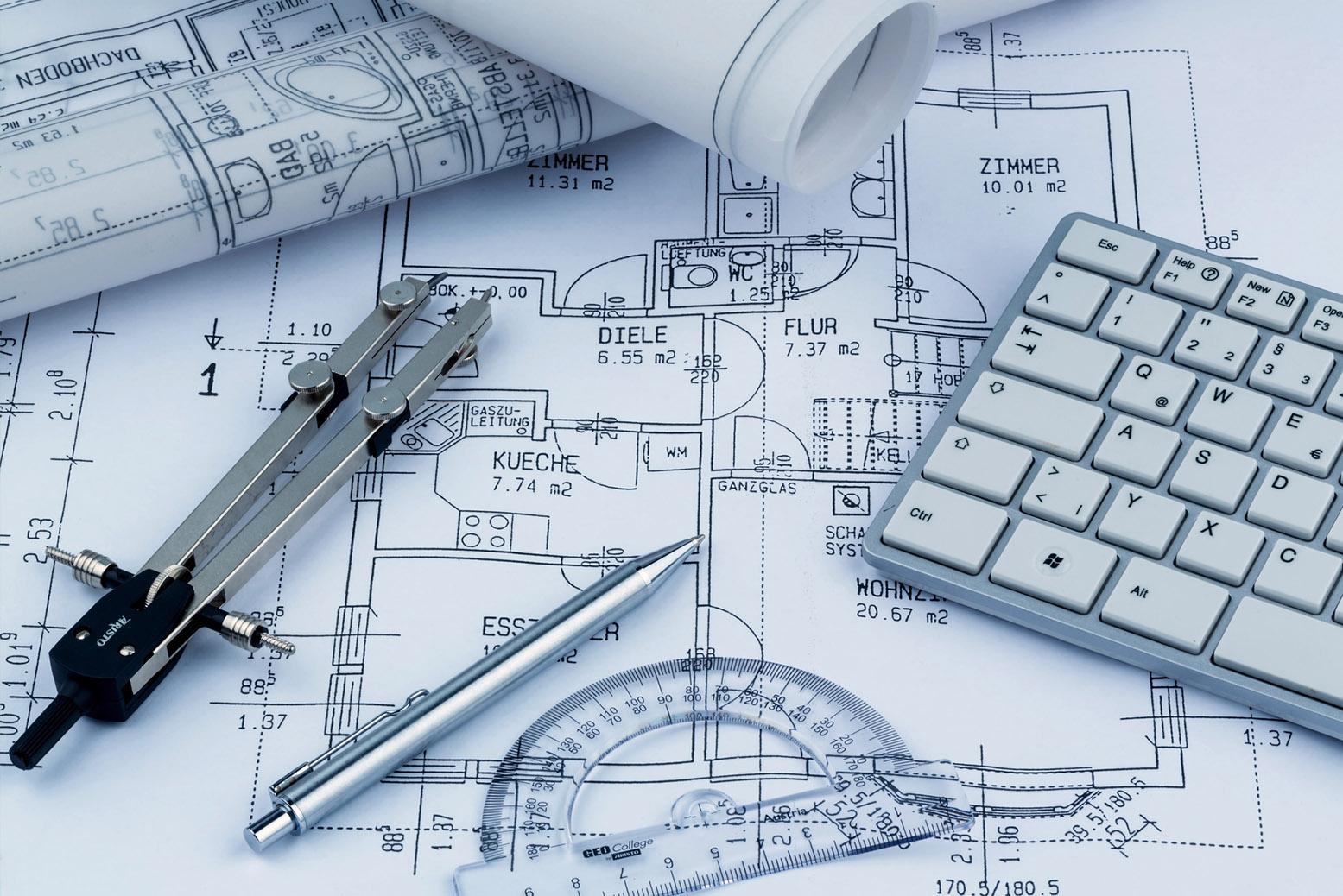 Eisinger Baustoffe erstellt CAD-Pläne für Ihre Badplanung.