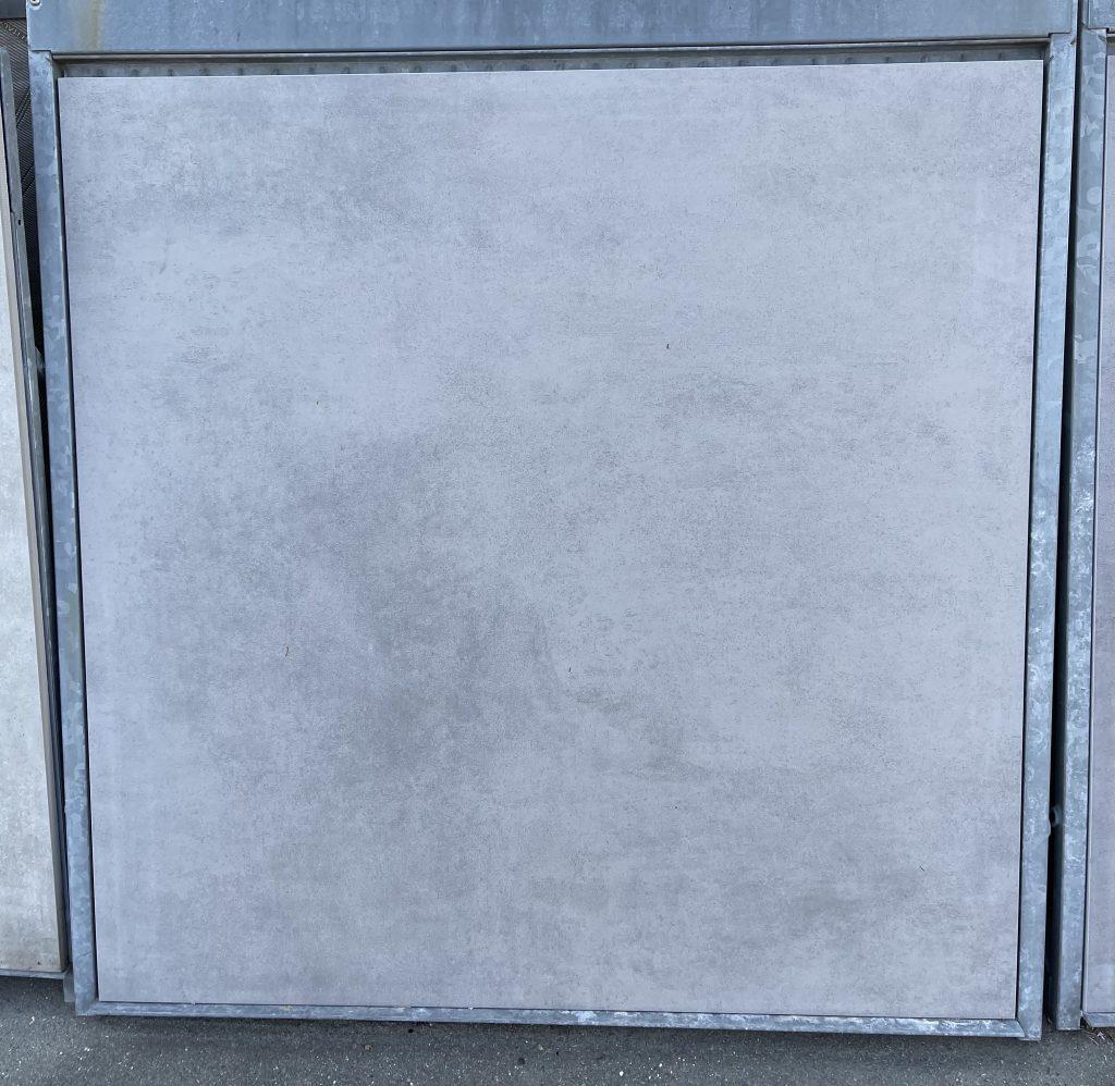 Feinsteinzeug Terrassenplatten im Superformat 2