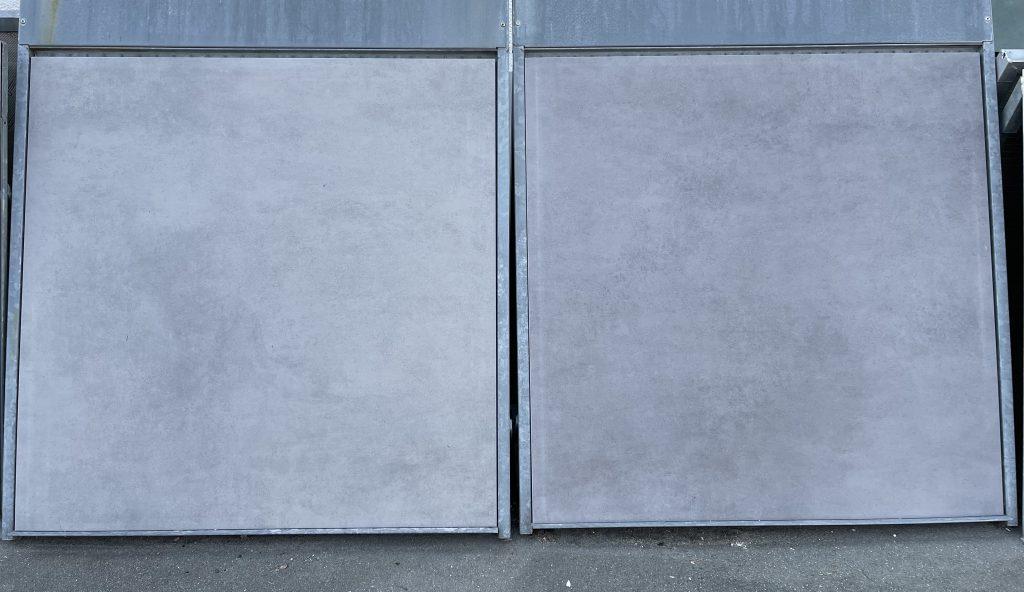 Feinsteinzeug Terrassenplatten im Superformat 3